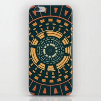 They Came iPhone & iPod Skin