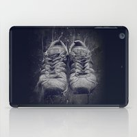 DARK SHOES iPad Case