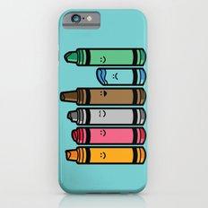 Overused Slim Case iPhone 6s