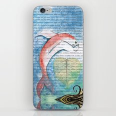 Fish of Far-Sightedness iPhone & iPod Skin