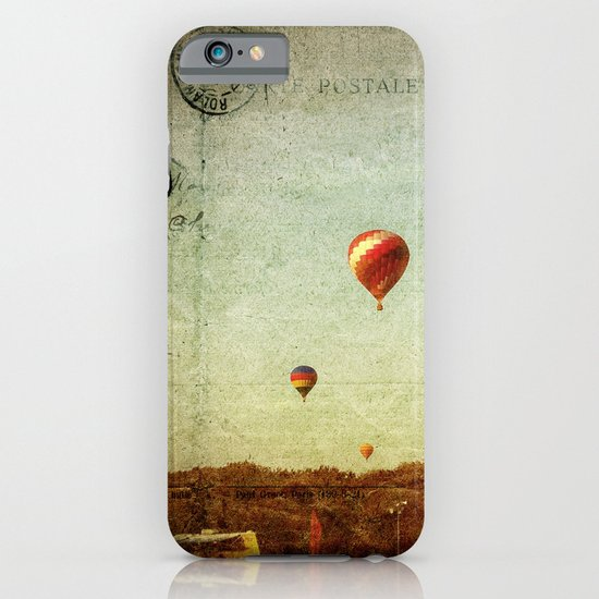 Textured Balloons iPhone & iPod Case