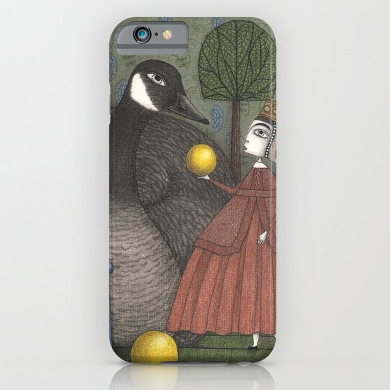 There Once was a Goose iPhone & iPod Case
