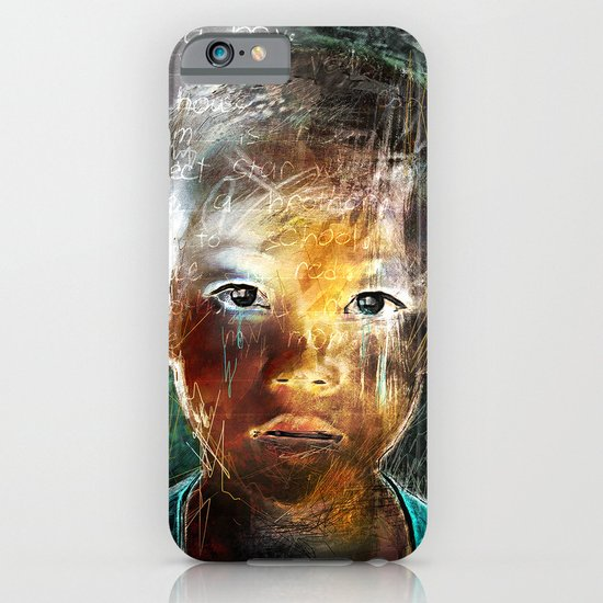 A Boy iPhone & iPod Case
