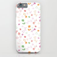 iPhone & iPod Case featuring Spring flowers by the green gables