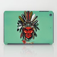 THE INDIAN SUMMER iPad Case