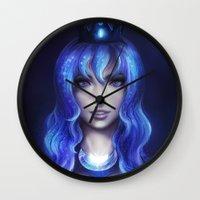 Princess Luna Wall Clock