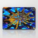 trans fusion ray iPad Case
