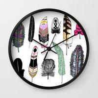 Little Wing Wall Clock