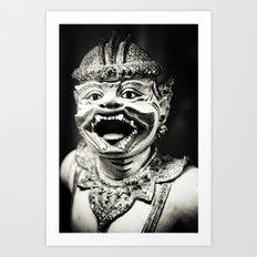 Ramayana II Art Print