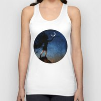 Give The Moon A Little K… Unisex Tank Top