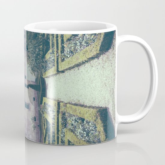 French Garden Maze II Mug