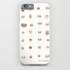 boobs iPhone 6s Slim Case