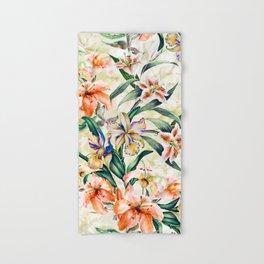 Hand & Bath Towel - RPE Seamless Floral III - RIZA PEKER