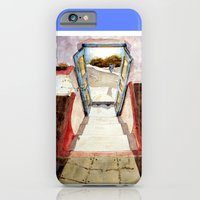 iPhone & iPod Case featuring Greek memories No. 1 by Vargamari