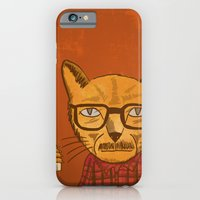 iPhone & iPod Case featuring Working with designers is like herding cats by Santiago Uceda