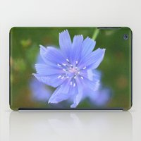 cornflower blue iPad Case