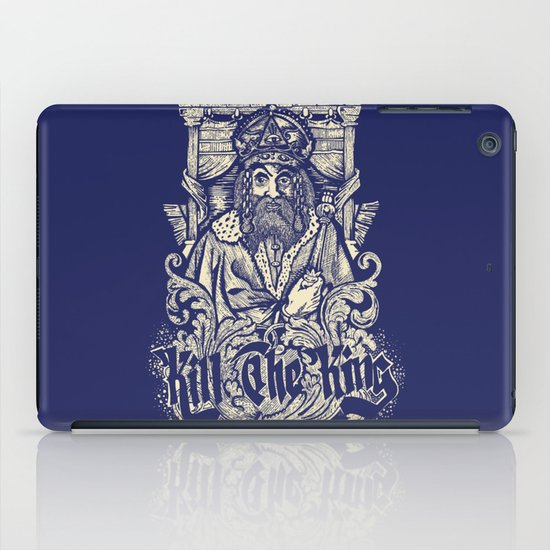 Kill The king iPad Case