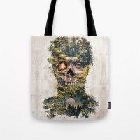 The Gatekeeper Surreal D… Tote Bag