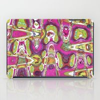 Funky Love iPad Case