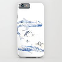 iPhone & iPod Case featuring Alluvione | Flood by Valentina Gruer