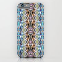 iPhone & iPod Case featuring Echo by Joan McLemore
