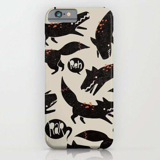 werewolfs iPhone & iPod Case