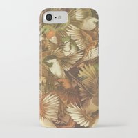 bird iPhone & iPod Cases featuring Red-Throated, Black-capped, Spotted, Barred by Teagan White