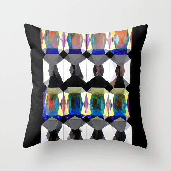 Aurora Armor Throw Pillow