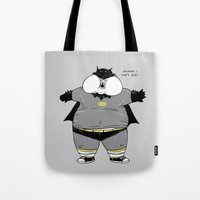 Fat Kid Costume Tote Bag