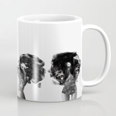 Lions And Bears Party Mug