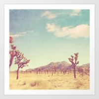Joshua Tree Photograph. … Art Print