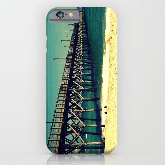 Surf City Pier iPhone & iPod Case