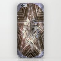 Hollywood Star With Wate… iPhone & iPod Skin