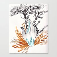 Lets Make Beautiful Thin… Canvas Print