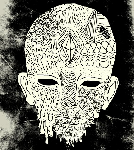 Son of Beetleman Art Print