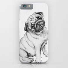 Pug iPhone 6 Slim Case