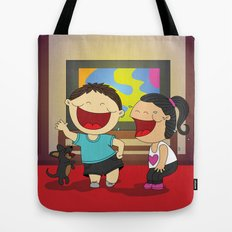 Dancing! Tote Bag