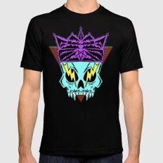 King Demon Mens Fitted Tee Black SMALL