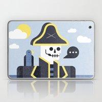 Dead Men Tell No Tales Laptop & iPad Skin