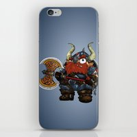 dwarf iPhone & iPod Skin