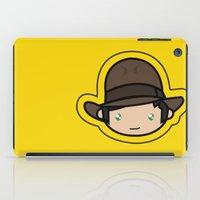 Indiana Jones Kawaii iPad Case