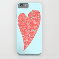 Puzzled Heart iPhone 6 Slim Case