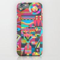 iPhone & iPod Case featuring Schema 17 by C86   Matt Lyon