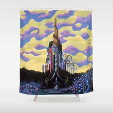 Our Monument To Each Pre… Shower Curtain