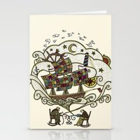 My Father Was A Sailor, … Stationery Cards
