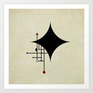 Art Print featuring PJK/72 by Thinschi