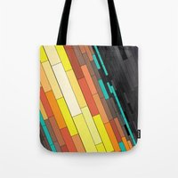 Revenge of the Rectangles I Tote Bag