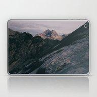 Triglav At Sunrise Laptop & iPad Skin