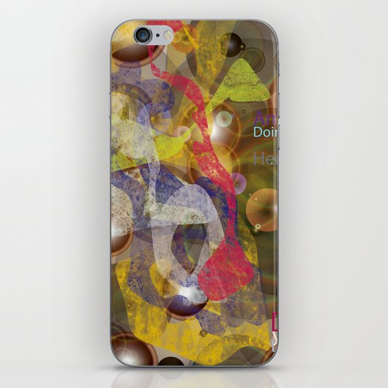 Do you Love me?  iPhone & iPod Skin
