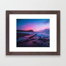 Evening Light Framed Art Print